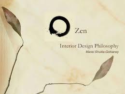 Principles Of Interior Design Pdf Zen Philosophy Of Interior Design