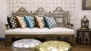 Morrocan Interior Design by Moroccan House Style Design Youtube