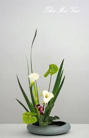 Japanese Flower Artwork - 725 best japanese floral arrangements images on pinterest flower