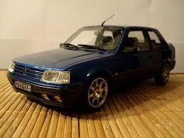 peugeot 405 tuning peugeot tuning diecast alldiecast co uk
