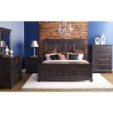 MORRISON  PC KING BEDROOM SET - Bad boy furniture bedroom sets