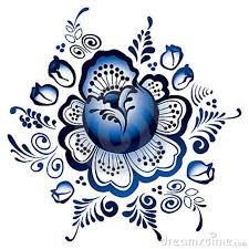 image gzhel flowers russian ornament 15129964 jpg survivor