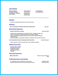Economics Resume Create Your Astonishing Business Analyst Resume And Gain The Position