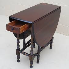 table with slide out leaves 70 best old drop leaf tables images on pinterest drop leaf table