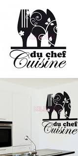 Kitchen Chef Decor by 31 Best French Wall Decals Images On Pinterest House Decorations