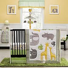 Crib Bedding Animals S Zoo Animals Crib Bedding Collection Buybuy Baby