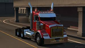 kenworth t800 dump truck kenworth t800 american truck simulator mods