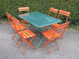 Old Metal Outdoor Furniture by Vintage Metal Garden Furniture Zandalus Net