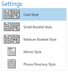 how can i print my address book in outlook 2013 super user