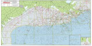 Gulf Of Mexico On Map by Gulf Of Mexico Grid Map You Can See A Map Of Many Places On The