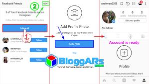 cara membuat akun instagram secara online cara membuat akun instagram lengkap terbaru