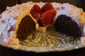 strawberry frosted chocolate cake low carb gluten free thm my