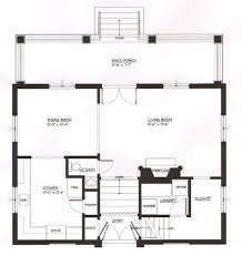 colonial style house plan 3 beds 2 50 baths 1440 sq ft plan 477 8