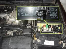 lexus ls400 1990 1990 lexus ls 400 where is the cooling fan motor relay