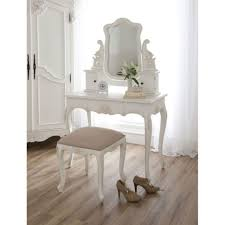 Oak Makeup Vanity Table Bedroom Womens Vanity Set Wood Makeup Vanity Dressing Table