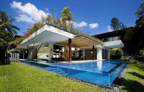 pool home exterior design beautiful homes design with modern swimming pools