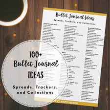 infinite planner home for bullet journal printables