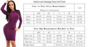 size chart www global lover com