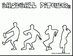 astonishing pirates baseball coloring pages with baseball coloring