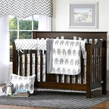 elephant crib bedding elephant crib bedding yellow and grey