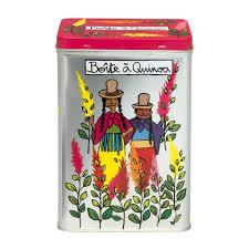 boite metal cuisine cuisine de val boîte métal à quinoa 13x8 5x19 5cm dlp pier import