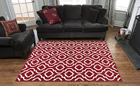 7 X 9 Area Rugs And Ivory Contemporary Moroccan Trellis Design 8 By 10 Area