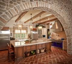 kitchen mediterranean style kitchen ideas mediterranean kitchen full size of kitchen mediterranean with brick and tile counter glass cabinets style ideas