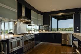 ideas for modern kitchens pictures of kitchens modern blue kitchen cabinets kitchen 1