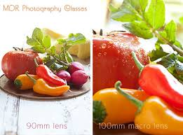 cuisine lens what is the best lens for shooting food