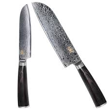 popular santoku knife set buy cheap santoku knife set lots from