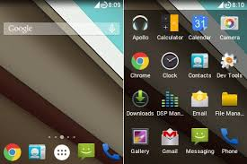 android lolipop update galaxy y s5360 to android lollipop custom rom androids dna