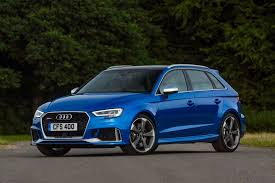 audi rs3 blue audi rs3 review is the audi rs3 the hyper hatch evo