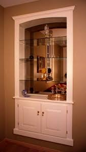 bathroom appealing images about built cabinets wall unit