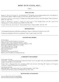 medical resume template fascinating sample resumes for