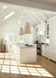 shabby chic kitchen island concrete ceiling lighting ideas kitchen shabby chic style with