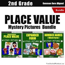 free worksheets place value expanded form worksheets 3rd grade