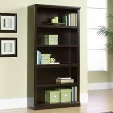 Sauder Bookcase Sauder Bookcase Salt Oak Wayfair