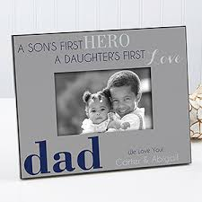fathers day personalized gifts personalized picture frames