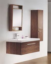 bathroom vanity with side cabinet brilliant mdf bath vanity set with side cabinet and mirror