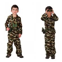 Army Soldier Halloween Costume Popular Army Boy Costume Buy Cheap Army Boy Costume Lots