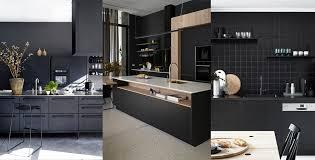 cuisine mur noir un mur noir dans la cuisine les brindilles inspirations déco