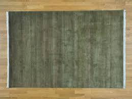 Gabbeh Rugs Sale 6 U0027x9 U0027 Grass Design 100 Percent Wool Handmade Modern Gabbeh Rug