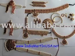bharatanatyam jewelry set buy temple jewellery product on