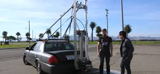 mythbusters with a custom chase car camera rig u2013 video dpccars