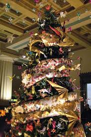 37 best asian themed christmas trees images on pinterest themed