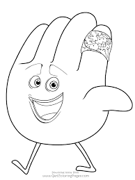 ice cream emoji movie the emoji movie coloring pages getcoloringpages com