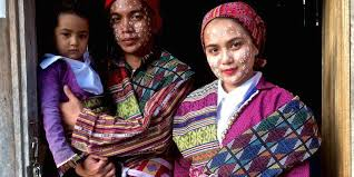 philippines traditional clothing for kids textile tribes of the philippines the yakan weaving weddings and
