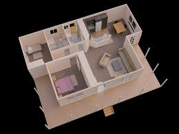 Two Bedroom House Design Models 1000 Square Foot Modern House Plans Modern House Plan