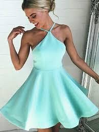 buy a line mint green short homecoming dress cocktail dress
