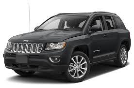 2017 jeep compass overview cars com